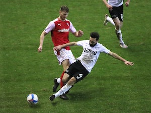 Rotherham secure vital win over Derby courtesy of late goals