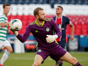 Scott Bain looking to cement himself as Celtic's first-choice keeper