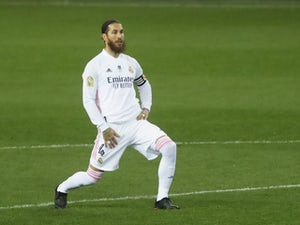 PSG 'strong contenders for Sergio Ramos'