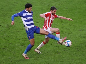 Stoke and Reading share the spoils in dull affair