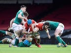 Result: Wales secure narrow win over 14-man Ireland in Cardiff