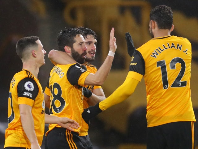 Team News: Wolves could welcome Joao Moutinho back for Brighton clash