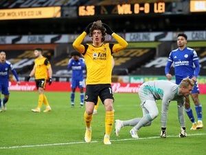 Wolves hold Leicester to goalless draw at Molineux