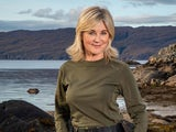 Anthea Turner on Channel 4's Celebrity SAS: Who Dares Wins