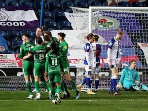 Preston earn bragging rights over Blackburn in Lancashire derby