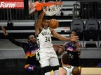 NBA roundup: Giannis Antetokounmpo lands triple-double as Milwaukee Bucks complete clean sweep