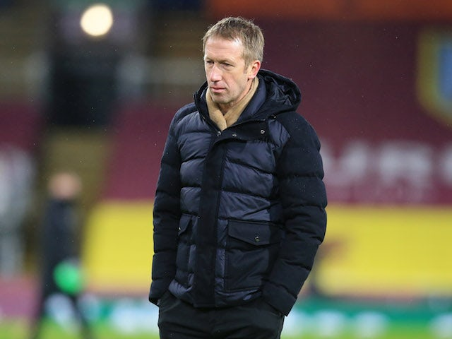 Graham Potter: 'Disrespect for referees is cultural issue'