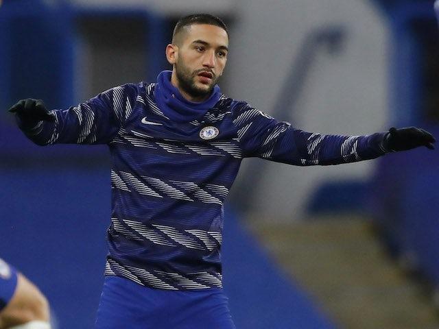 Hakim Ziyech considering Chelsea exit?