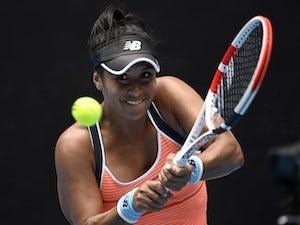 Tennis roundup: Heather Watson makes quarter-finals in Birmingham