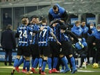 European roundup: Inter Milan return to Serie A summit with win over Lazio