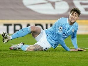 Man City injury, suspension list vs. Crystal Palace