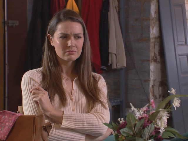 Sienna on Hollyoaks on February 18, 2021