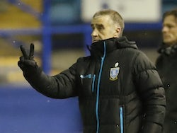 Sheffield Wednesday caretaker manager Neil Thompson pictured in February 2021