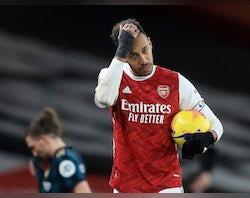 Slavia Prague vs. Arsenal injury, suspension list, predicted XIs