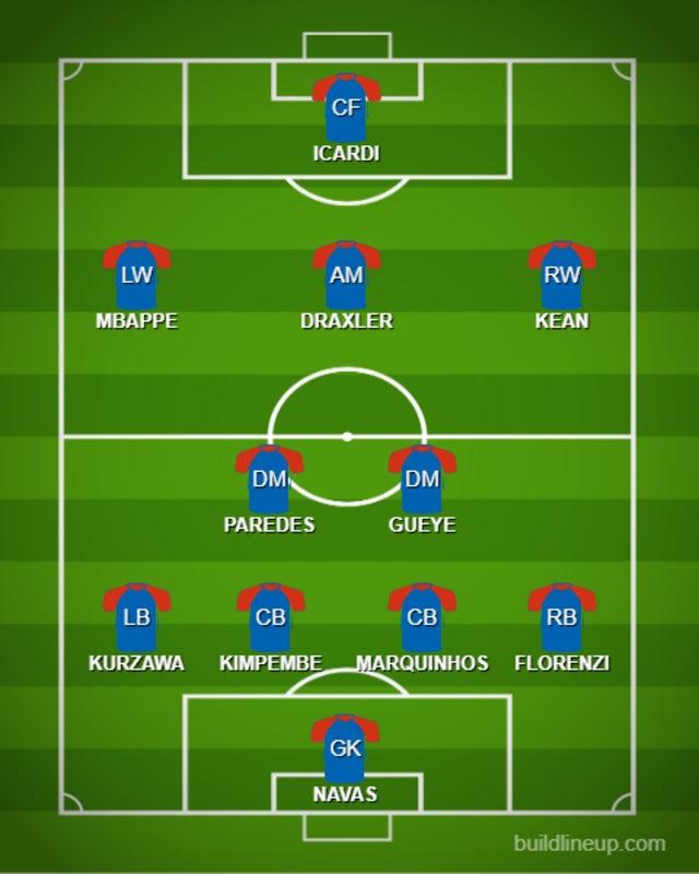 POSS PSG XI vs. BAR