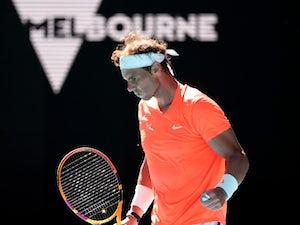Rafael Nadal eases into Australian Open quarter-finals