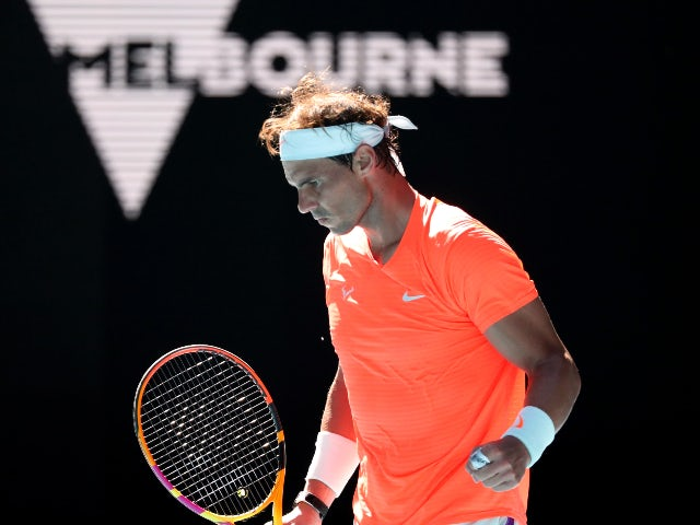 Nadal: 'Tennis must find solutions to quarantining issues'