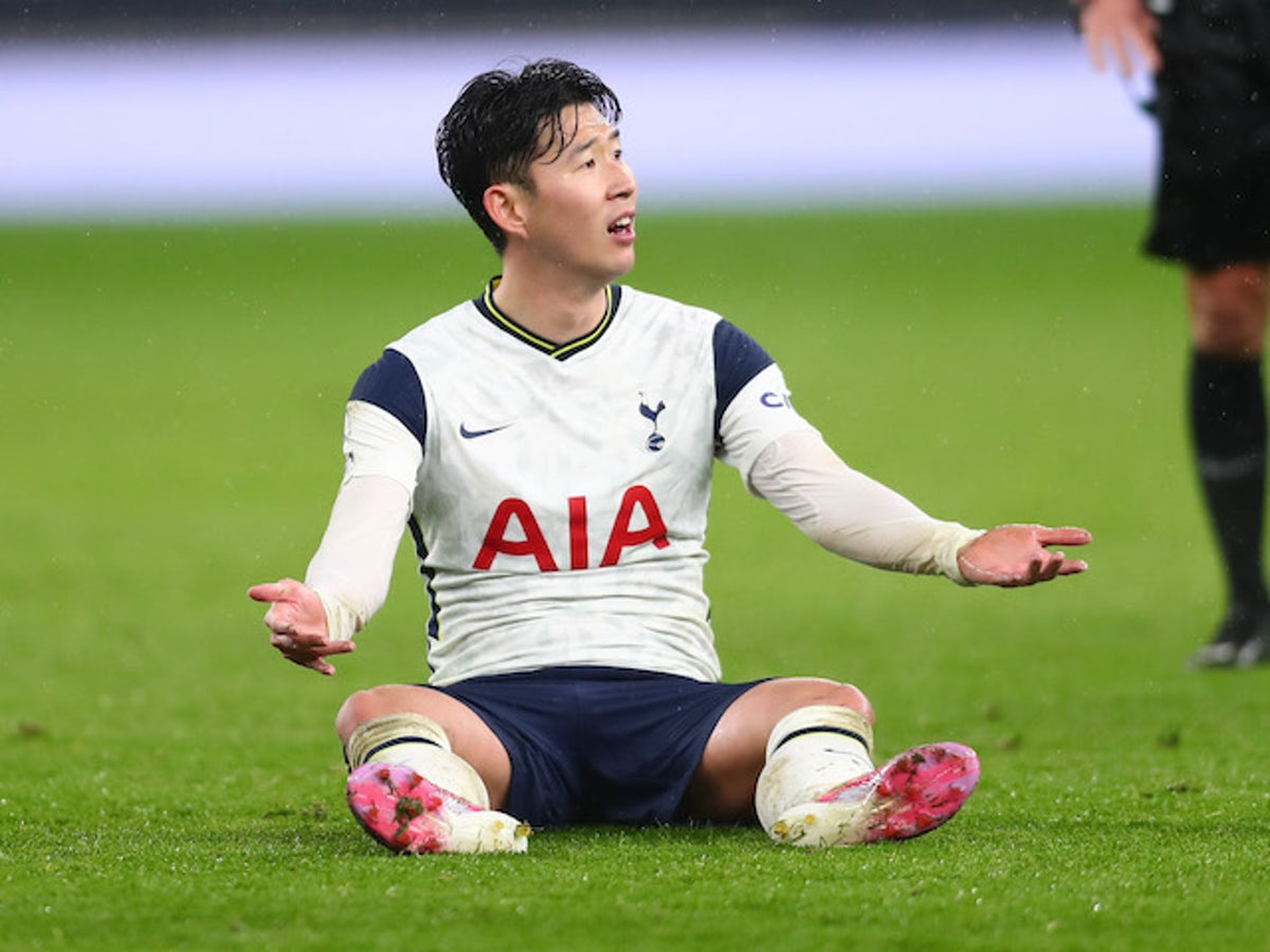 Son Heung Min Close To New Tottenham Hotspur Contract