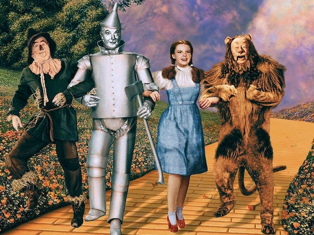 The Wizard of Oz remake in the works