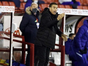 Valerien Ismael calm following Barnsley's win over Stoke