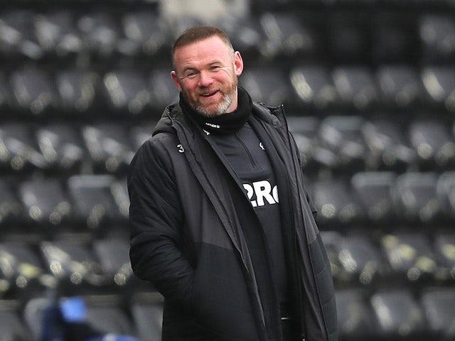 Wayne Rooney admits he got his tactics wrong in Huddersfield win