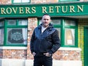 Will Mellor as Harvey in Coronation Street