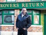 Will Mellor as Harvey in Coronation Street