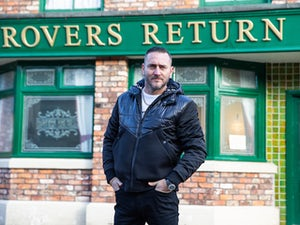 Will Mellor to play drugs lord on Coronation Street