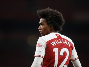 Willian 'wants to leave Arsenal at end of season'
