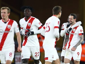 Southampton overcome Wolves to reach FA Cup quarter-finals