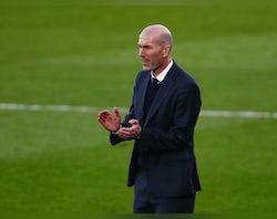 Zinedine Zidane refusing to give up on La Liga title