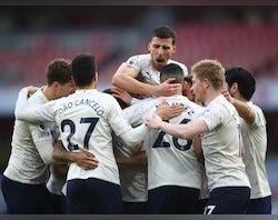 Man City vs. West Ham - prediction, team news, lineups