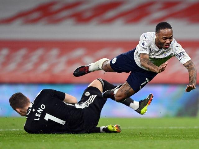 Pep Guardiola brushes off concerns over Raheem Sterling form