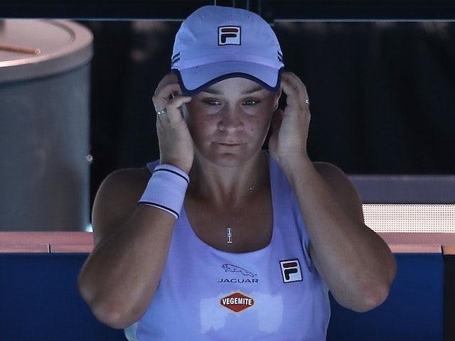 Ashleigh Barty progresses to Miami Open semi-finals