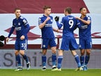 Result: Aston Villa 1-2 Leicester City: Foxes boost top-four push with win at Villa Park