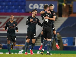 Man City move 10 points clear at summit with win at Everton
