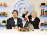 John Torode and Gregg Wallace for MasterChef series 17
