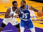 NBA roundup: Lakers lose despite LeBron James milestone