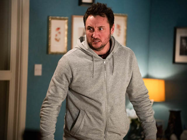 Martin on EastEnders on March 2, 2021