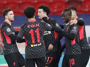 Liverpool run out comfortable winners in first leg against RB Leipzig