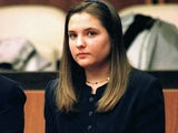 Louise Woodward in court in October 1997