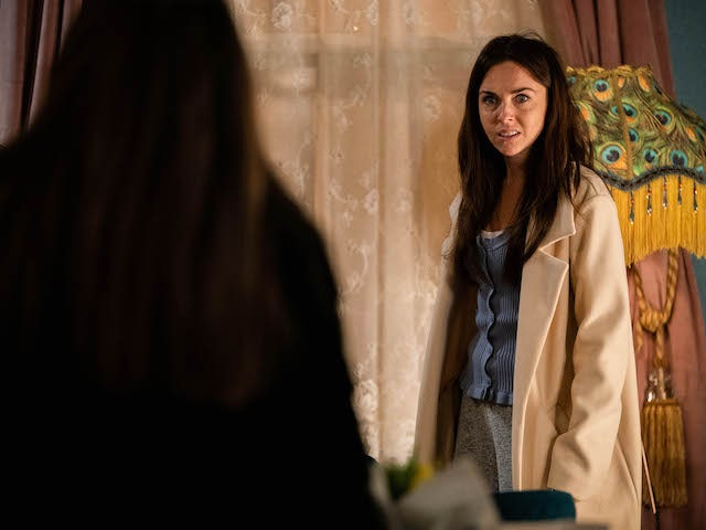 Ruby on EastEnders on March 2, 2021