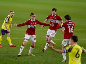 Middlesbrough end home woes with victory over Huddersfield