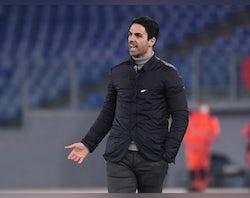 Arteta: 'Tottenham have derby advantage due to Europa League switch'
