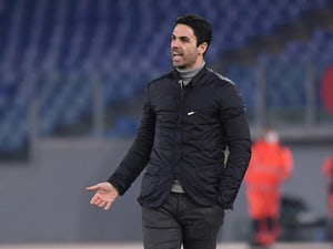 Mikel Arteta: 'Arsenal players should thrive on pressure'