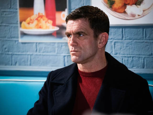 Jack on EastEnders on March 5, 2021