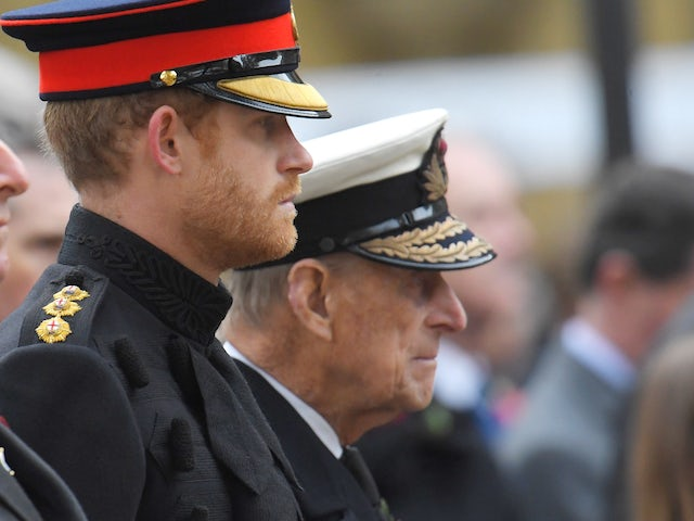 Prince Philip dies: Prince Harry pays tribute to