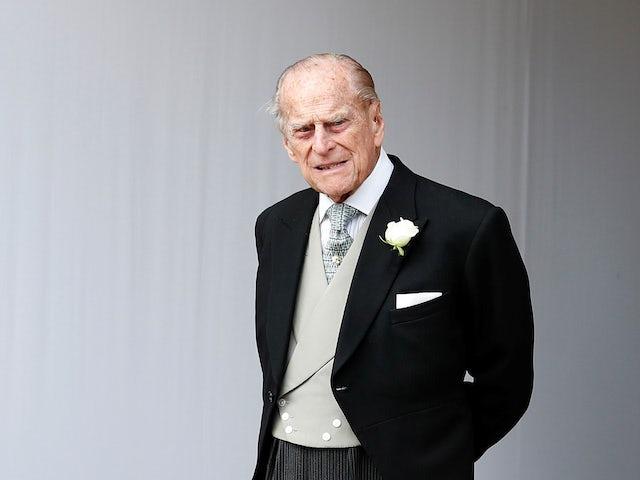 Crucible players pay tribute to the Duke of Edinburgh