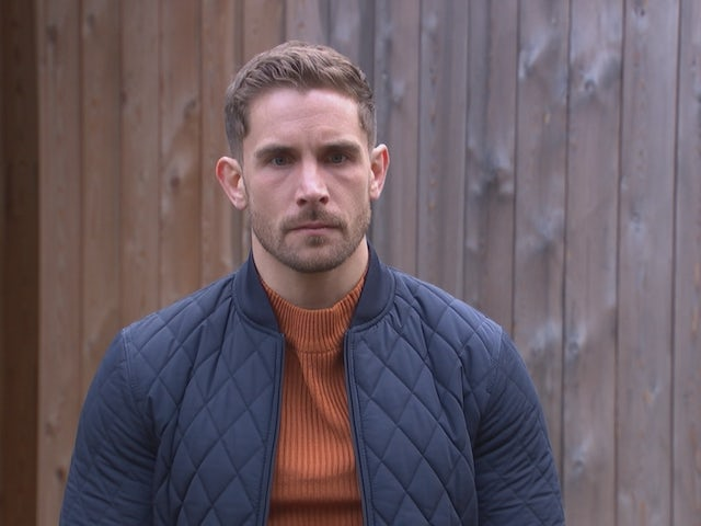 Brody on Hollyoaks on February 22, 2021