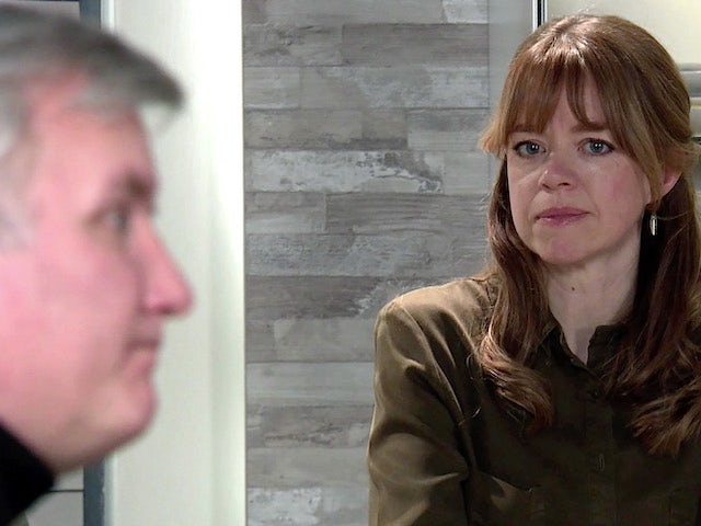Toyah on the second episode of Coronation Street on February 24, 2021